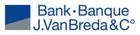 Account manager West-Vlaanderen: ondernemers - Bank/Banque J. Van Breda