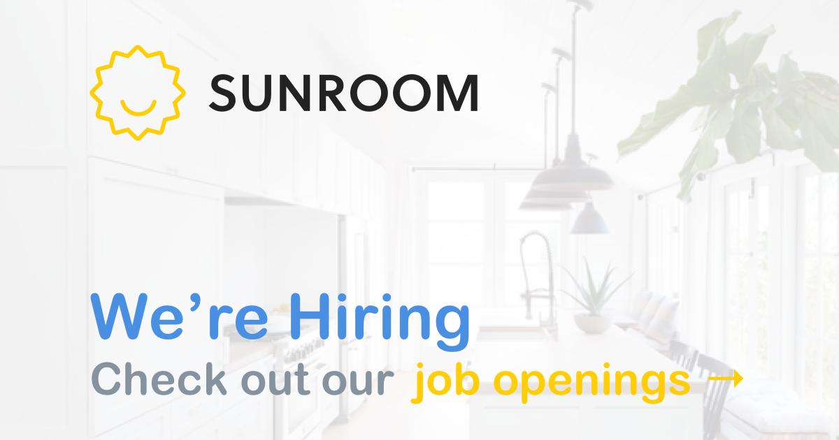 Apartment Locator (Austin) - Sunroom
